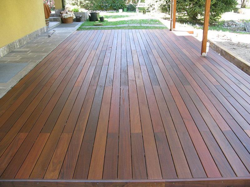 Arredo da giardino borghi legnami s r l - Pavimentazione giardino in legno ...