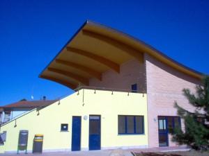 Pensila centro sportivo Vibrapack